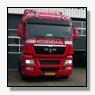 Fraaie MAN TGX 18.400 trekker voor Rosendaal Transport uit Beek