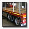 Nieuwe 3-assige aanhanger voor Maat Transport