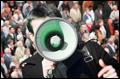 EVO: Minister moet optreden tegen 'schippersstaking'in België