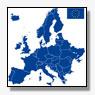 Economie in eurozone verder gekrompen