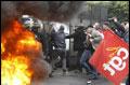 Politie slaags met Franse medewerkers Goodyear
