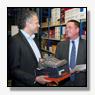 DHL ondersteunt Schoenenreus in online verkoopkanaal