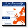 Havenschap Moerdijk beoogd ontwikkelaar Logistiek Park Moerdijk