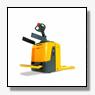 Nieuwe meerij palletwagen extra wendbaar in het compacte magazijn