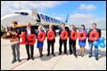 Airport Weeze begroet 15 miljoenste passagier
