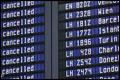 Tientallen vluchten Lufthansa op Schiphol geschrapt
