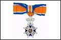 De heer Ir. A. Oudshoorn benoemd tot Ridder in de Orde van Oranje-Nassau