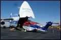 Volga-Dnepr vervoert 1.697ste lading helikopters[+foto]