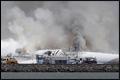 Twee doden bij vliegtuigcrash San Francisco [+foto]