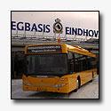 Scania EEV OmniCity bus voor Vliegbasis Eindhoven