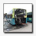 Verwarring over brandende bus [+foto]