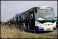 Eerste elektrische busdienst van Europa rijdt op Schiermonnikoog