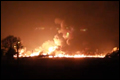 Goederenwagons met chemicaliën ontploft in België [+video]