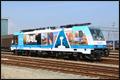 Trein voor jubilerend Rail Magazine