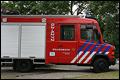 Brandweer België fakkelt gevaarlijk gas giftrein af
