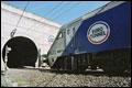 Urenlange vertragingen in Eurotunnel na brand