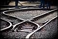 Ontspoorde goederentrein zorgt voor veel vertraging Duits spoor [+foto's]
