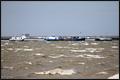 Vastgelopen tankschip de 'Elize V.' in Waddenzee weer los [+foto]