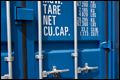 Politie treft 500 kilo cocaïne aan in container in Rotterdamse Haven