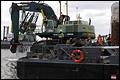 Rijkswaterstaat ruimt scheepswrakken uit de weg [+foto's]