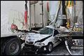 Zeer ernstig ongeval op E4 in Zweden [foto's+video]