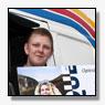 Carlo Duursma wint gratis opleiding tot Chauffeur Goederenvervoer