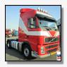 Vrachtwagen gestolen bij LB Trucks BV [+foto's]