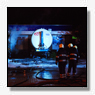 Vrachtwagens in brand in Eindhoven [+foto's]