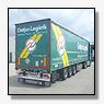 Trailer van Oetjen Logistik gestolen en in Nederland gezien [+foto's]