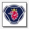 Scania en SAAB ruziën over logo