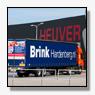 Vijf vrachtwagens promoten Truckersfestival Hardenberg