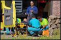 Directeur Zwart Transport valt van shovel: zwaargewond [+foto's]