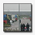 Man doodgeschoten op truckparking in Uithoorn [+foto]