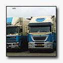 Trucks failliet transportbedrijf Nagtegaal in de verkoop