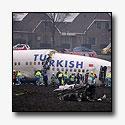 Negen doden bij vliegtuigcrash nabij Schiphol [+foto's]