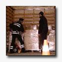 Illegale Afghanen gevonden in vrachtwagens