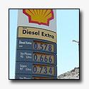 Shell schrapt dieselkorting eigen rijder (UPDATE!)