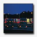 Belgisch tv-programma Koppen nacht op stap met truckers