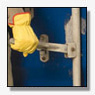 Steeds meer bedrijven werken veilig bij het lossen van containers