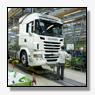 Scania-dieven actief in België