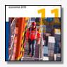 De Nederlandse economie 2010: hevige concurrentie voor goederenvervoer