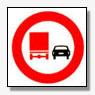 Minister: geen inhaalverbod vrachtwagens