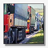 Roemenië houdt Nederlandse vrachtwagens tegen