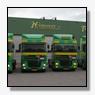 Hameleers Transport Groep neemt gedeelte failliet Erens Transport over