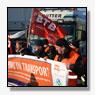 Actie tegen dumplonen bij Aviko Patat [+foto's]