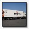 Transportbedrijf St. van de Brink scoort met eerste oranje EK-vrachtwagen