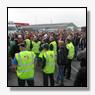 Ook bezorgde chauffeurs in België - [update+foto's]