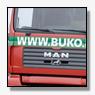 Kippertransportactiviteiten Ballast Nedam Infra naar BUKO Transport