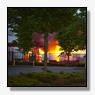 Flinke brand bij overslagbedrijf Tillo Beheer Schijndel [+foto's]
