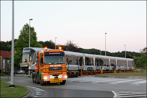 Van der vlist transport